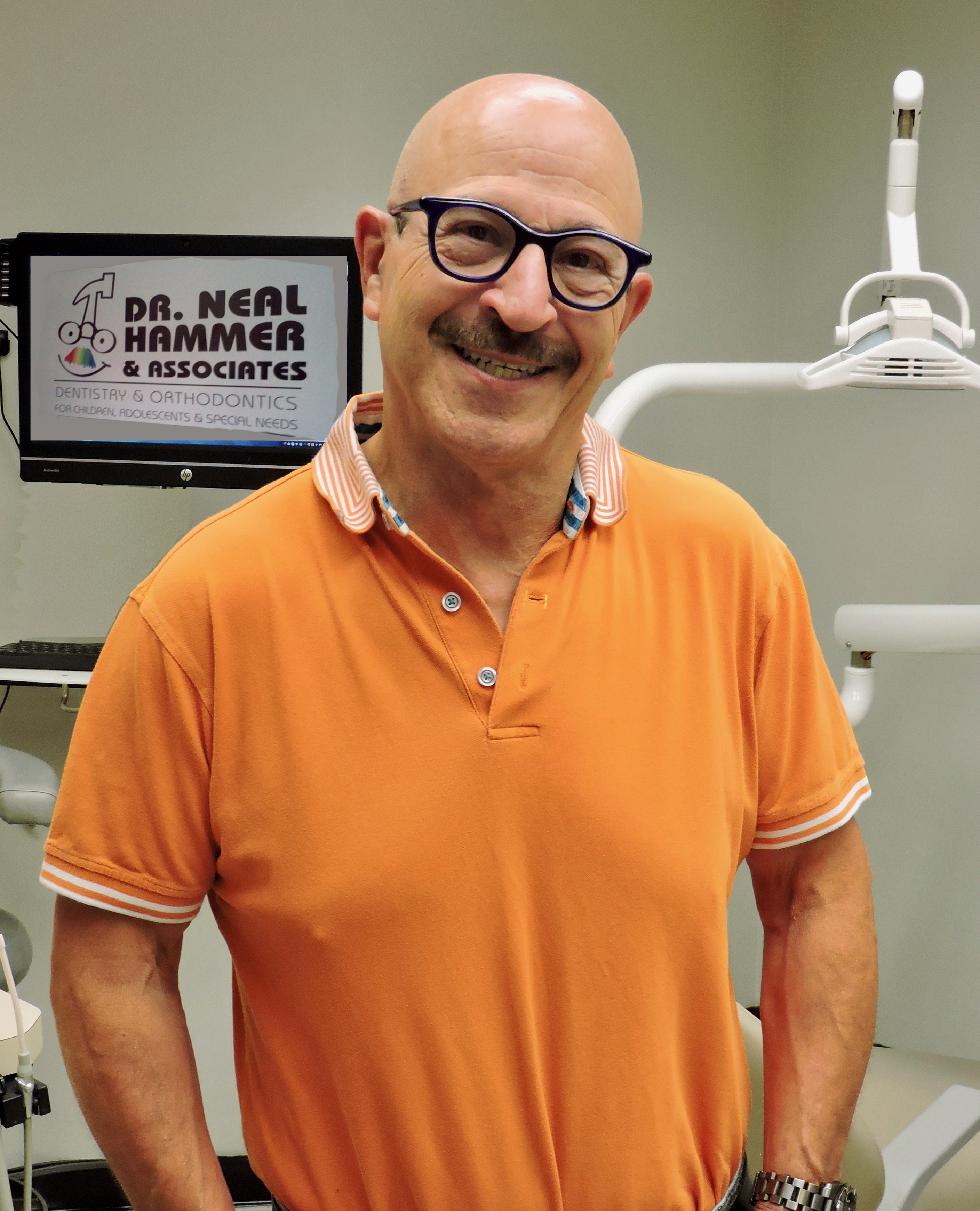 Dr. Neal Hammer at Family Dentistry of New Jersey