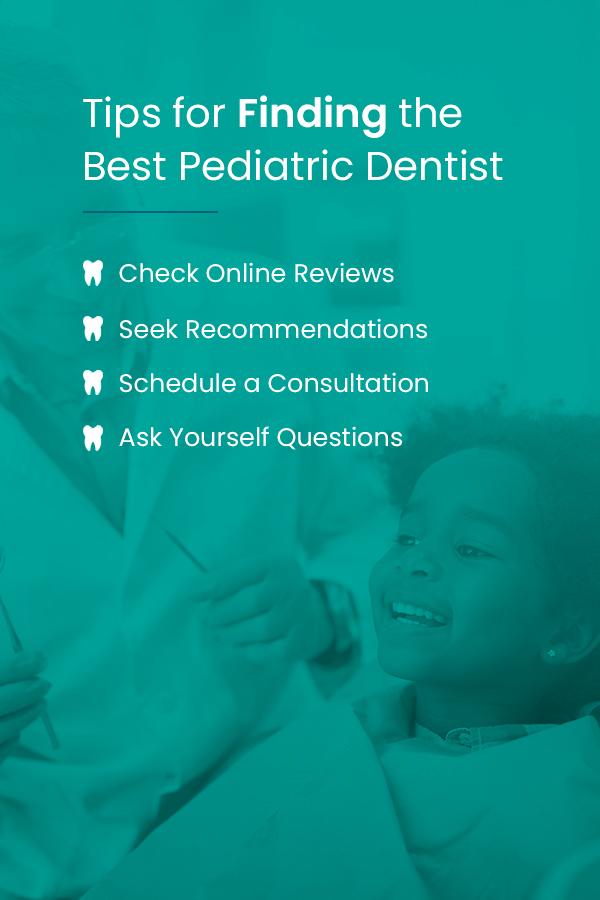 find the best pediatric dentist
