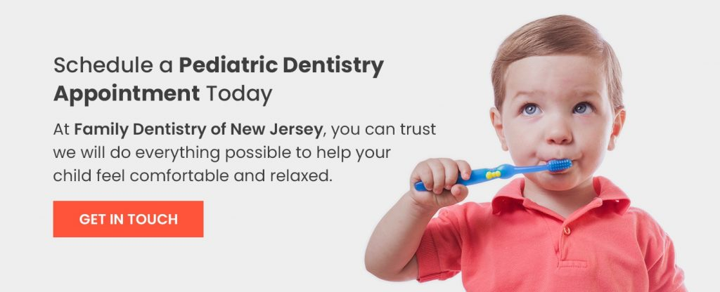 schedule a dentist appointment for your child